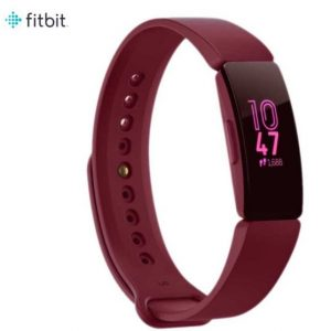 Fitbit Inspire Smart Watch - Sangria