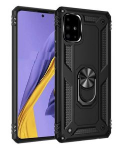 Military Grade Armor Case for Samsung galaxy a51 - Black